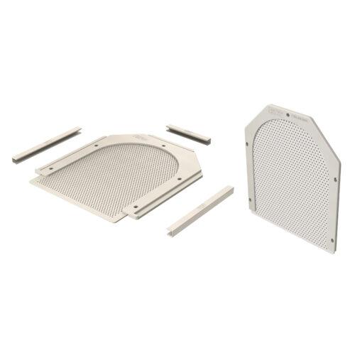 Standard thermoplastic mask kit