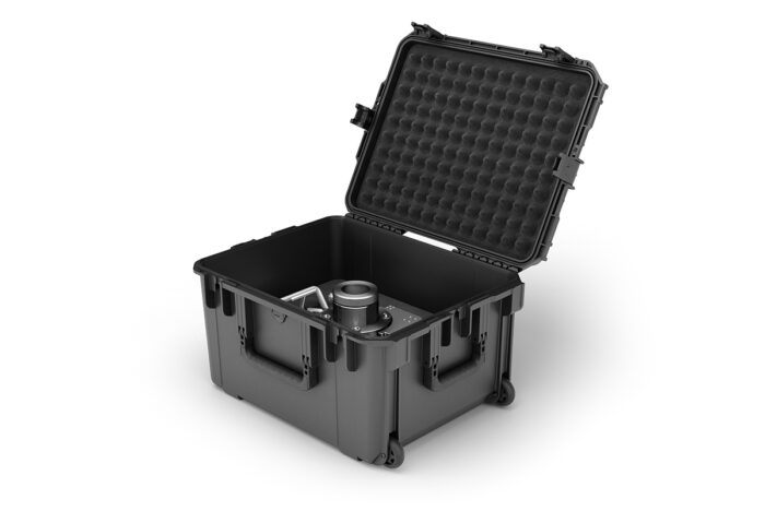 50-370 SRS Cone Adapter in a Storage Case