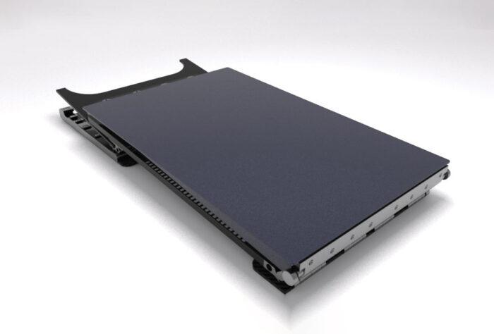 Axion1 Breast Board Folded in Half