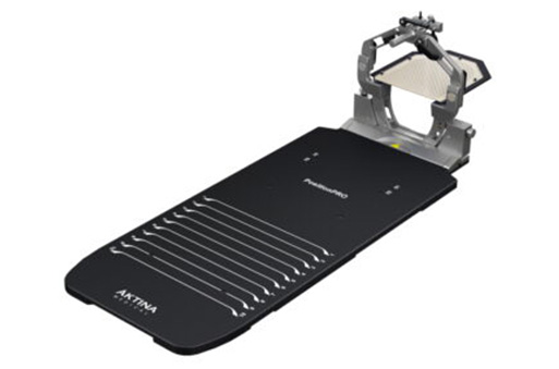 positionPRO™ - a modular pitch and roll correction enabled immobilization system for cranial, C-spine, and head and neck treatments